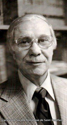 Armand Dureault, au moment de son célèbre jugement en 1976.