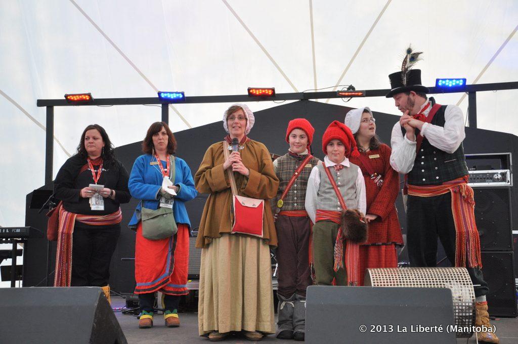 Festival du Voyageur - La liberté