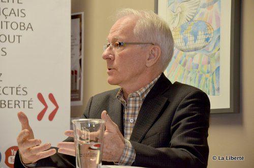Raymond Lafond : « Si on veut que la nouvelle SFM prenne vraiment sa place, on ne peut plus défendre le statu quo. Avec le statu quo, la SFM ne survit pas. »