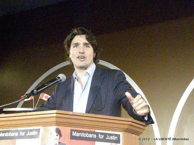 Justin Trudeau - LA LIBERTÉ