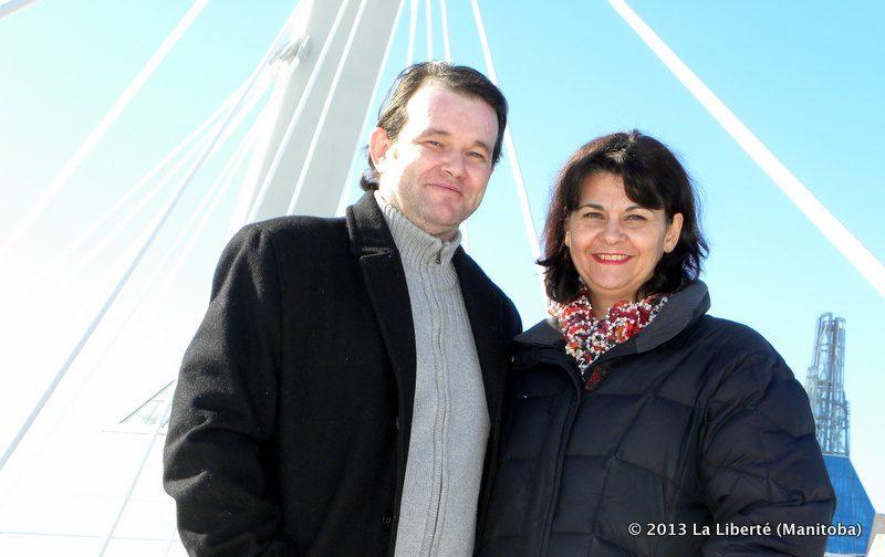 Stéphane et Sophie Wild. Chez Sophie Bistro (Winnipeg)