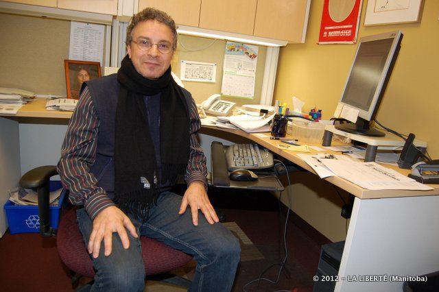 David Alper. LA LIBERTÉ (PRESSE CANADA)