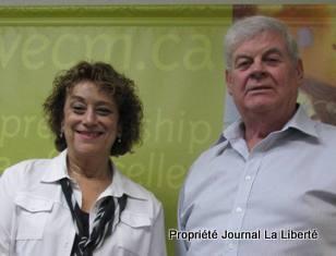 Sandra Altner et Maurice McCarthy