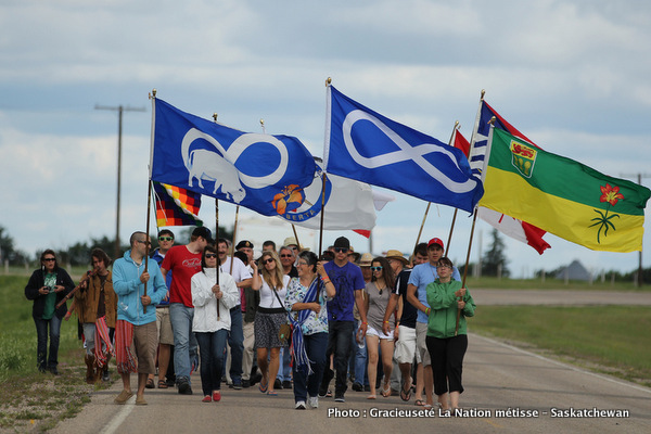 Back to Batoche 2011
