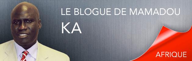 Le blogue de Mamadou Ka