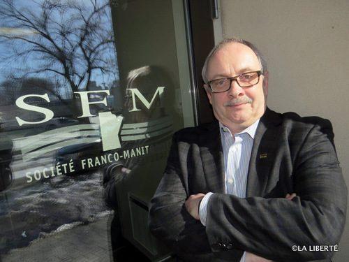 Daniel Boucher : « Les définitions [d'un francophone] du gouvernement fédéral sont périmées. »