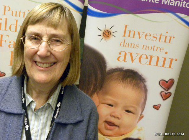 Leanne Boyd est la directrice du développement des politiques, de la recherche et de l'évaluation pour Enfants en santé Manitoba.