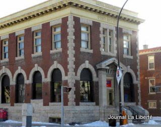 Bureau de poste - Saint Boniface