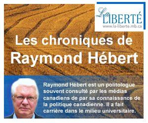 La Liberté | Chronique de Raymond Hebert