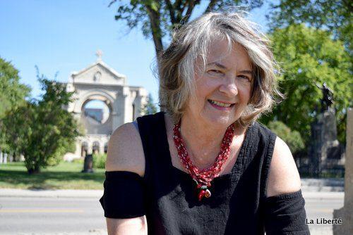 Arlette Cousture de passage à Winnipeg : « Le secret d'incarner les personnages, c'est d'assurer le bon ton, la bonne voix. Chacun s'exprime à sa façon, dans son registre, avec son vocabulaire. »