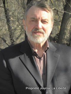 Le président de l'Union nationale métisse Saint-Joseph du Manitoba, Gabriel Dufault.