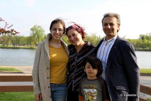 Famille Shahidian