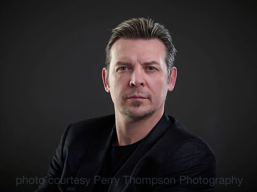 Theoren Fleury (photo: Gracieuseté Perry Thompson)