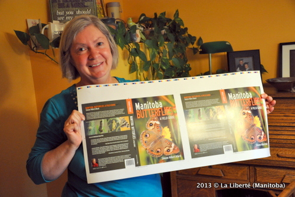 Simone Hébert Allard - La Liberté (Manitoba)