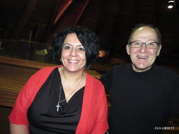 Mélanie Ferrer et Gérard Jean ont hâte au message d'espérance et de joie chrétienne que sera le concert du duo Héritage.