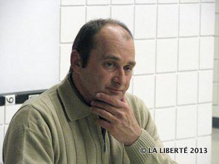 Bernard Lesage.