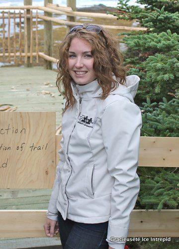 Megan Maxwell : « À 11 ans, j'ai joint une équipe de patinage synchronisé. Je suis tout de suite tombée amoureuse. »