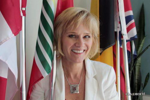La présidente-directrice générale du WTC, Mariette Mulaire, se prépare pour un Centrallia Manitoba riche en rencontres.