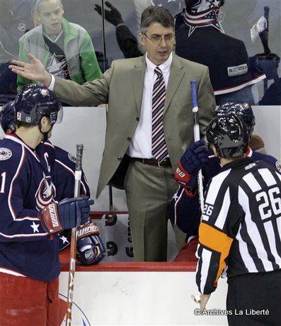 Claude Noel a été nommé entraîneur en chef pour les Winnipeg Jets