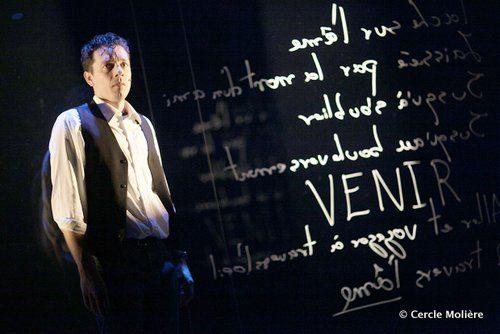 Le jeune acteur québécois Olivier Normand incarne Philippe, le personage principal de Vinci.