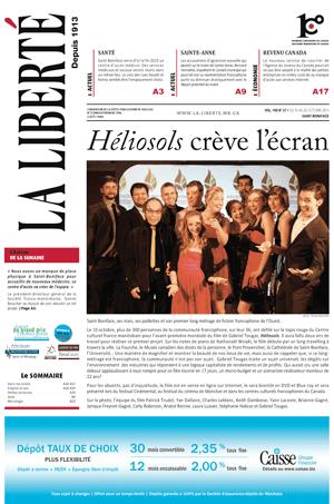 LA LIBERTÉ-oct-2013