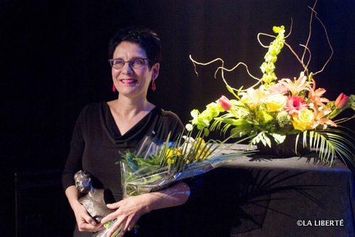 Raymonde Gagné et Janine Bertrand (absente de la photo) ont toutes les deux reçu un Prix Riel cette année.