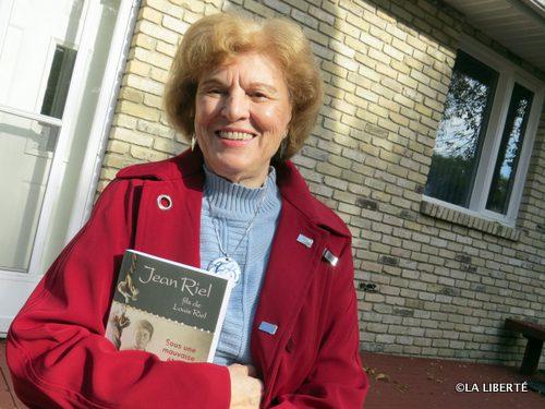 Annette Saint-Pierre.
