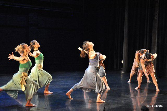 Le nouveau spectacle de Nafro Dance.
