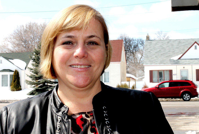 La directrice générale adjointe du WTC et directrice de l'InfoCentre d'affaires, Marguerite Simard.